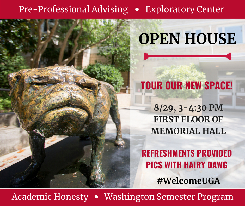 Academic Services Open House