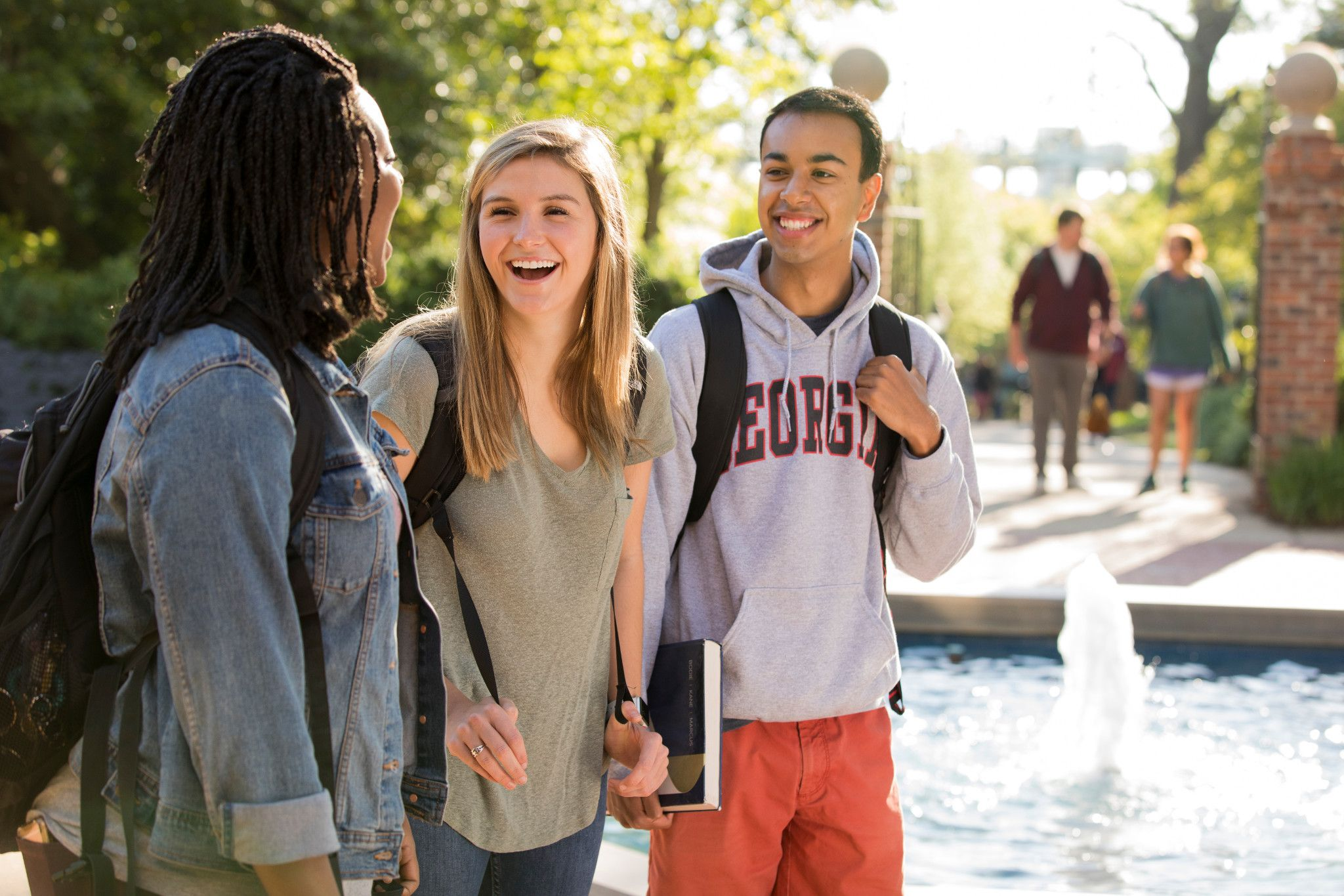 GO: Boosting Support for Transfer Students