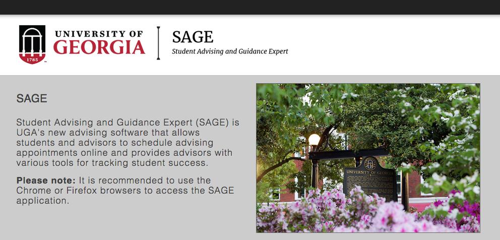 SAGE Updates