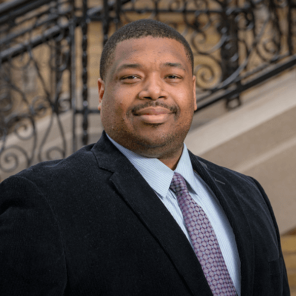 Barkley Barton II Named Director of Undergraduate Admission